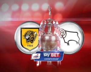 hull city - derby county