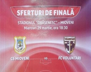 Mioveni - Voluntari