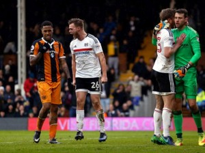 Fulham v Hull City - Emirates FA Cup - Fourth Round - Craven Cottage